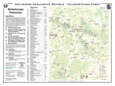 Kletterkonzepte für den Naturpark Fränkische Schweiz