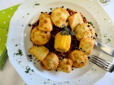 Vegetarische Küche in der Fränkischen Schweiz