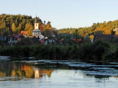 Dorfkirche in Nankendorf