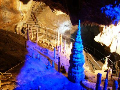 Teufelshöhle bei Pottenstein