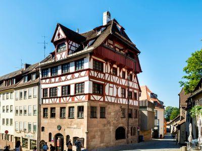 Albrecht-Dürer-Haus Nürnberg, Foto: Uwe Niklas