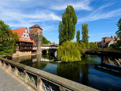 Weinstadel Nürnberg; Foto: Uwe Niklas