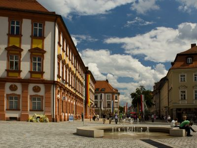 Altes Schloss in Bayreuth