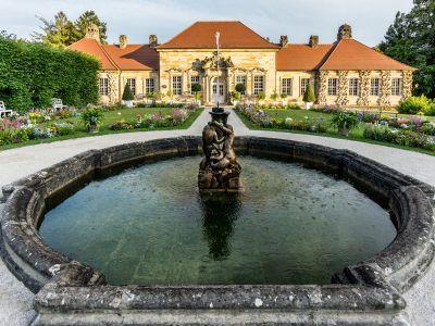 Eremitage Altes Schloss Bayreuth
